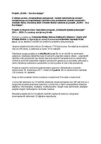 Izvješća_EU projekt