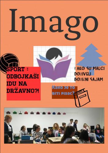IMAGO_broj 1. (školske novine)