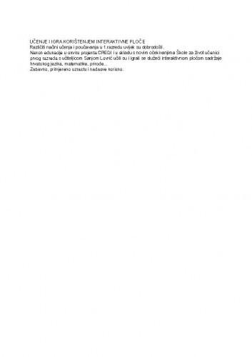 Projektne aktivnosti_CREDI_prvi_razred